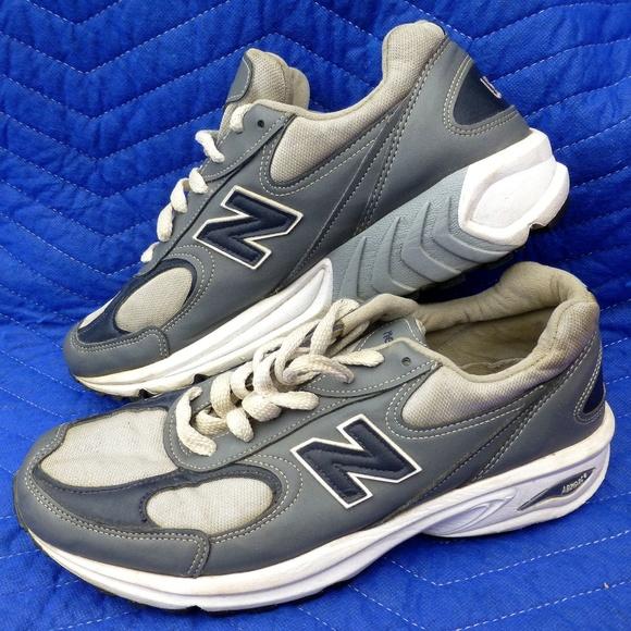 e84cc9cf New Balance 498 USA Gray Sneakers - Size 9